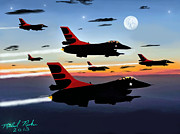 Michael Rucker - F-16 Vipers