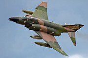 2009 Photo Prints - F-4 Phantom II Print by Bill Lindsay