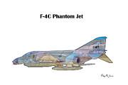 Barry Jones - F-4C Phantom Jet
