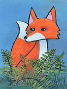 Melissa Peterson - F is for Fox