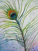 Jewel Tones Originals - Fab Feather by Lynn Maverick Denzer