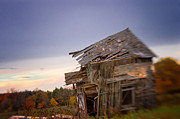 Run Down Shack Prints - Fabulous Decrepitude Print by Tracy Munson