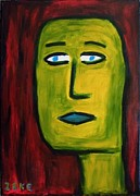 Zeke Nord - Face Green on Red