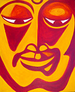 Concentration Originals - Face of Buddha Simplified by Nathan Winsor
