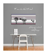 Holly Kempe Metal Prints - Face to the Wind Wall Art Metal Print by Holly Kempe