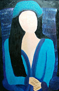 Karen Serfinski - Faceless Lady 1997