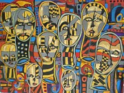 Jeffrey Davies - Faces #1