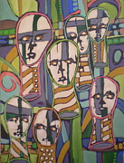 Jeffrey Davies - Faces #2