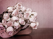 Flowers Photos - Fade Away by Priska Wettstein