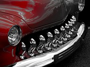 50 Merc Posters - Faded Hotrod Poster by Chad Thompson