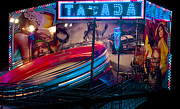 Brendan Quinn Metal Prints - FairGround Attraction Metal Print by Brendan Quinn