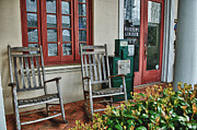 Micdesigns Originals - Fairhope Courier by Michael Thomas