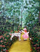 Jacki McGovern - Fairies in the Garden
