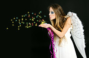 Faerie Photos - fairy Dust by Ilan Rosen
