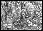 Bill Perkins - Fairy Houses