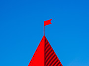 Red Roof Photos - Fairy Tale Begins - Featured 3 by Alexander Senin