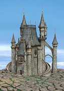 Design Windmill - Fairy Tale Castle
