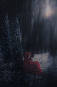 Contemplative Photo Posters - Fairy Tale Poster by Joana Kruse