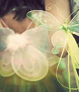 Sparkles Prints - Fairy Wings Print by Juli Scalzi