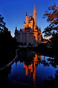 Magic Kingdom Photos - Fairyland by Benjamin Yeager