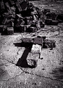 Symbolism Photos - Faith Among The Ruins by Bob Orsillo