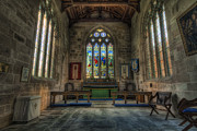 Nave Prints - Faith and Comfort Print by Ian Mitchell
