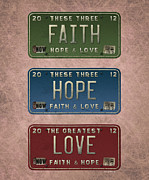 Cheryl Young - Faith Hope Love