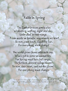 John Tidball  - Faith in Spring