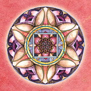 Jo Thomas Blaine - Faith Mandala