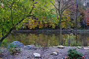 Karen Adams - Fall along the Scioto...