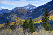 Gary Whitton - Fall at Cascade Peak and...