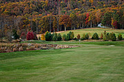 Claire Turner - Fall Color Mountain Golf