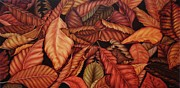 Fall Colors Print by Paula L