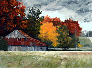 Tim Breaux - Fall Farm Approaching...
