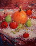 R W Goetting - Fall fruit family...