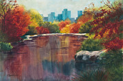 Barb Capeletti - Fall in Central Park
