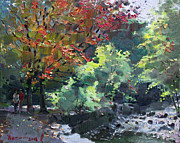 Ylli Haruni - Fall in Mississauga Park
