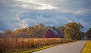 Natural Focal Point Photography - Fall in Wisconsin