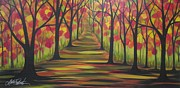 Molly Roberts - Fall Path