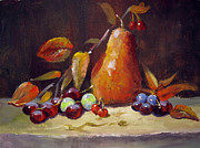 Carol Hart - Fall Pear