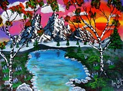 Awesome Originals - Fall splendor  by Amy LeVine
