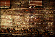 Midtown West Prints - Falling Bricks Print by Doug Sturgess
