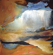 Carolyn Goodridge - Falling Sky Ice Mountain