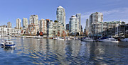 Allen Carroll - False Creek and Vancouver