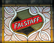 Falstaff Posters - Falstaff Window Poster by C H Apperson
