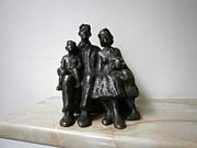 Family Print by Nikola Litchkov