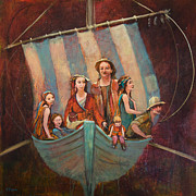 Jennifer Croom - Family Vessel