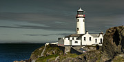 Jane Mcilroy Metal Prints - Fanad Head Lighthouse Metal Print by Jane McIlroy