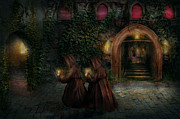 Christian Prayer Photos - Fantasy - Into the night by Mike Savad