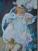 Fantasy Print by Joyce Reid